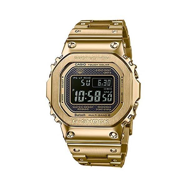 51hB d5nKQL. SS600  - G-Shock GMW-B5000GD-9CR Gold One Size