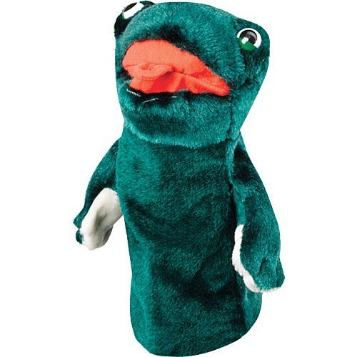 Golf Gifts and Gallery Franky The Frog Animal Headcover (Frog Headcover Golf)