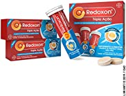 Vitamina C, D e Zinco, Efervescente, Redoxon, Tripla Ação, 30 Comprimidos