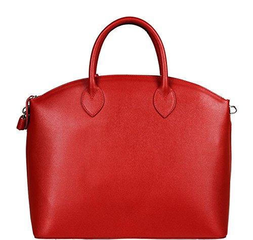 Neue Hand Tasche , Sac pour femme à porter à l'épaule rouge rot 1