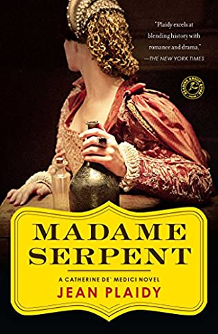book cover of Madame Serpent