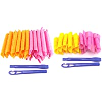 38 pcs/Magic hair curler rollers hairstyle styling tools 2 size large and small