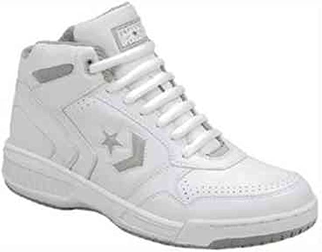 converse leather basketball high tops
