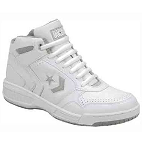 64c20a3c432d2 Converse Athletic Basketball BB White Hi Top Leather Wide Width ...