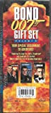James Bond 007 Giftset Vol. 4 [VHS]