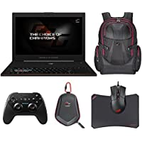 ASUS ROG Zephyrus GX501VS-XS71 Pro Extreme (i7-7700HQ, 24GB RAM, 512GB NVMe SSD, NVIDIA GTX 1070 8GB, 15.6 Full HD, 120Hz, G-Sync, Windows 10 Pro) Gaming Notebook