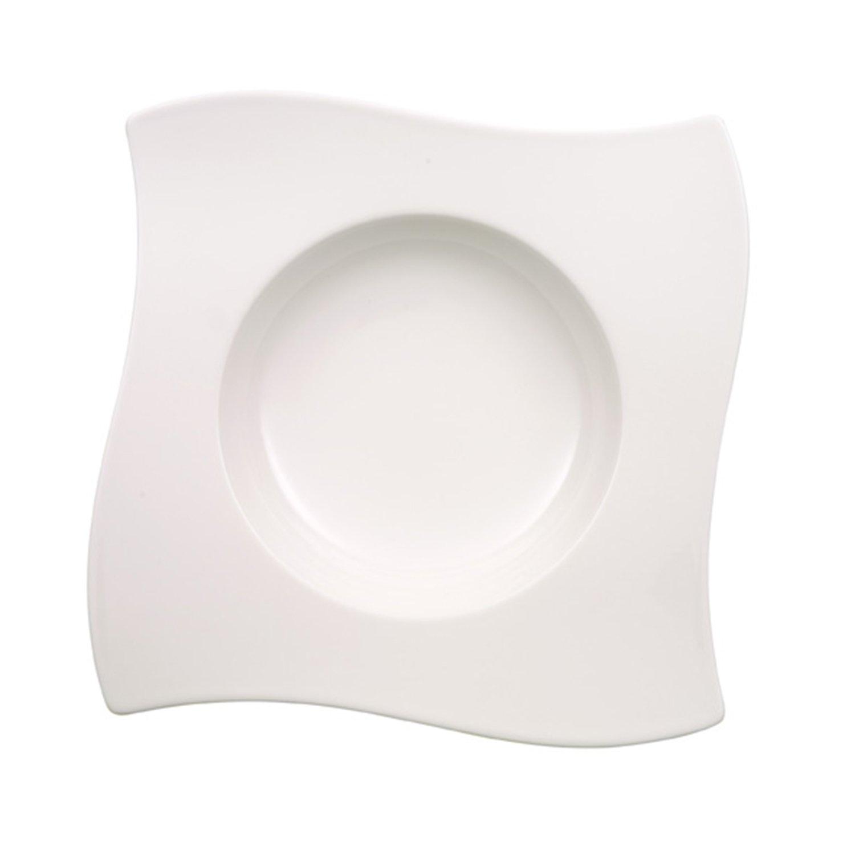 Villeroy /& Boch 1025259015 8-Piece Dinnerware Set White 14.75 lbs