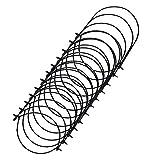 Bignc 12 Pack Black Stainless Steel Wire Handles