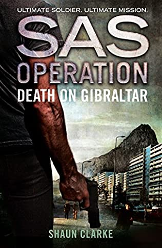 book cover of Death On Gibraltar