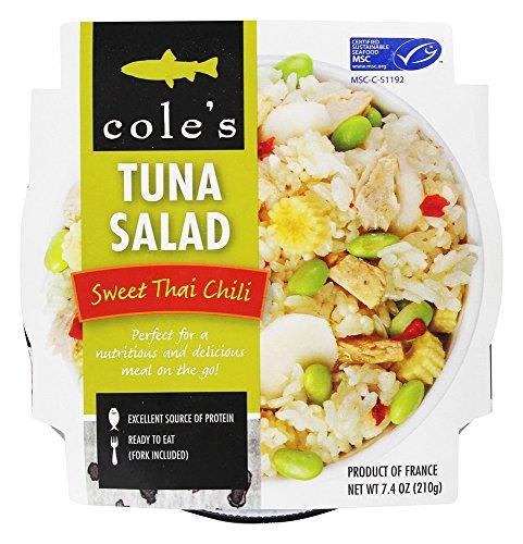 Price comparison product image Cole's Sweet Thai Chili Tuna Salad