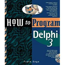 How to Program Delphi by Frank Engo (1997-03-06)