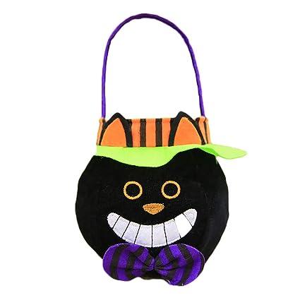 Rocita Halloween Sachets à Bonbons Trick Or Treat Candy