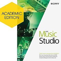 Sony ACID Music Studio 10 - Academic Version [Download]