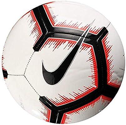 Nike Pitch Fútbol, otoño/Invierno, Color White/Bright Crimson ...
