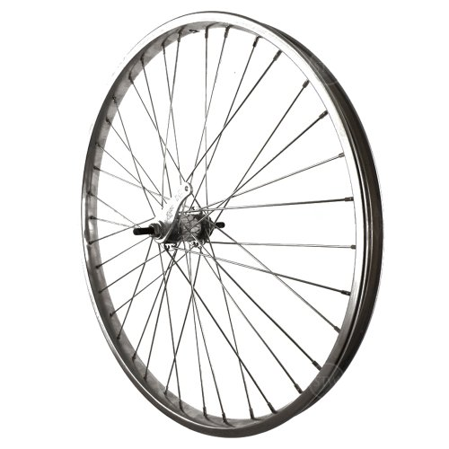 Sta Tru Steel Coaster Brake Hub Rear Wheel (26X2.125-Inch) ()