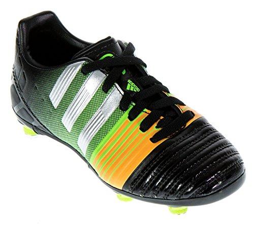 adidas nitrocharge 3.0SG J, schwarz - orange - grün