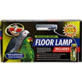 Zoo Med Labs AFL-11 Aviansun Deluxe Floor Lamp with Aviansun