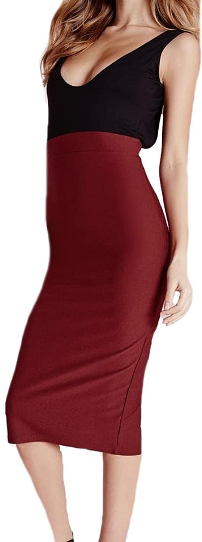 MLG Women Sleeveless Fashion Sexy Bodycon Package Hip Dress