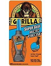 Gorilla Micro Precise Super Glue, 6g
