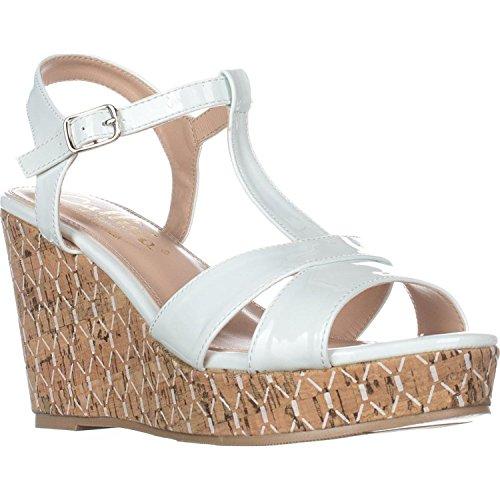White Pat Callisto Casual Aspenn Platform Open Womens Toe Sandals Uqxw6AU
