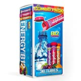 Zipfizz Healthy Energy Drink Mix, Variety Pack, 30-count
