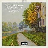 Peter Orth: Gabriel Fauré: Klavierquintette (Piano Quintets) 1 & 2 (Audio CD)
