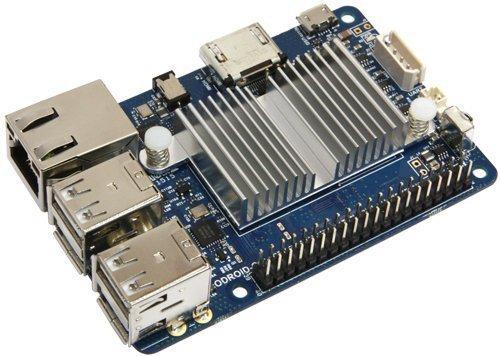 ODROID-C1+ Project Board Quad Core 1.5GHz 1GB RAM HDMI IR Gigabit