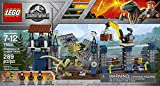 LEGO Jurassic World Dilophosaurus Outpost Attack 75931 Building Kit