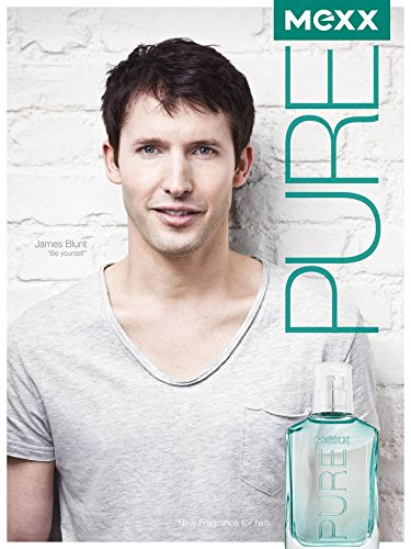 Gabriela 24inch x 32inch James Blunt Waterproof Poster (Bathroom, Outdoors Wherever You Like)