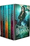 Immortal Dragons: Books 4-6 + Epilogue (Immortal Dragons Paranormal Romance Box Set Book 2)