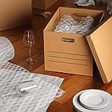 AmazonBasics Moving Boxes with Handles