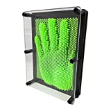"""Large Pin Art 6"""" x 8"""" Plastic Pin Point Impression 