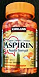 Safety Coated Enteric Aspirin Regular Strength 325mg, 500 Tablets, Health Care Stuffs