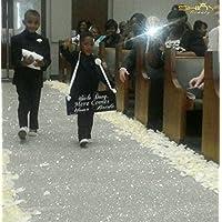 ShinyBeauty Silver-Aisles Runner Personalized,Sparkle Wedding Aisle Runner Long 30FTx4FT Sequin Carpet