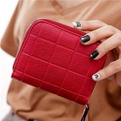 Carteras 2017 New Fashion Womens Purse Card Holder Women Small Wallet Zipper Clutch Coin Purse Female