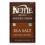 #9: Kettle Brand Potato Chips, Sea Salt, 8.5-Ounce Bag