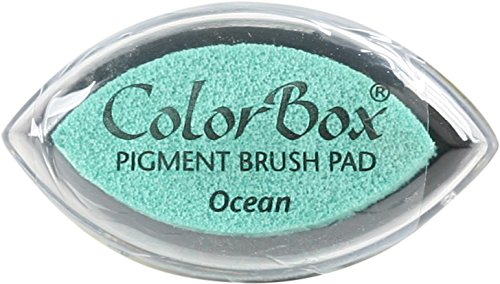 Pigment Ink Pad Spring - ColorBox Classic Pigment Cat's Eye Ink Pads, Ocean
