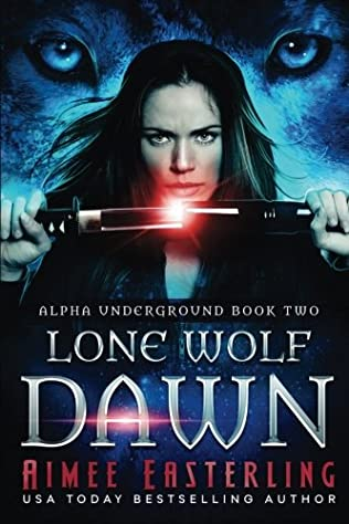 book cover of Lone Wolf Dawn