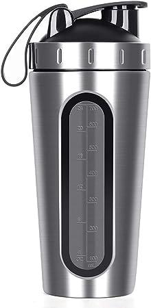 Licuadora portátil, taza de mezcla a prueba de fugas sin BPA de 28 ...