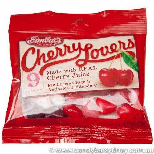 Gimbal's Gourmet Candies - Cherry Lover's - 9 Cherry Flavors