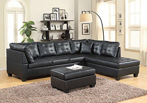 GTU Furniture Pu Leather Living Room Furniture Sectional Sof