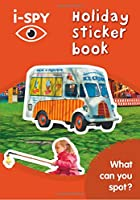 I-SPY Holiday Sticker Book: What Can You Spot?