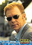 Horatio Caine is David Caruso trading card CSI Miami 2004#56