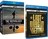 The Vietnam War: A Film by Ken Burns and Lynn Novick + American Experience: Last Days in Vietnam Set