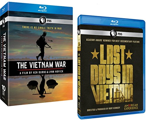 The Vietnam War: A Film by Ken Burns and Lynn Novick + American Experience: Last Days in Vietnam Set by