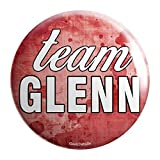 Geek Details Moving Corpses Themed Pinback Button Team Glenn