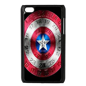 Generic Case Captain Icon For Ipod Touch 4 Fs6806