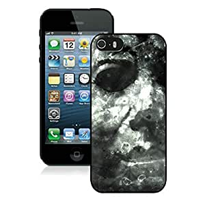 Featured Desin Iphone 5S Protective Cover Case Halloween iPhone 5 5S TPU Case 9 Black