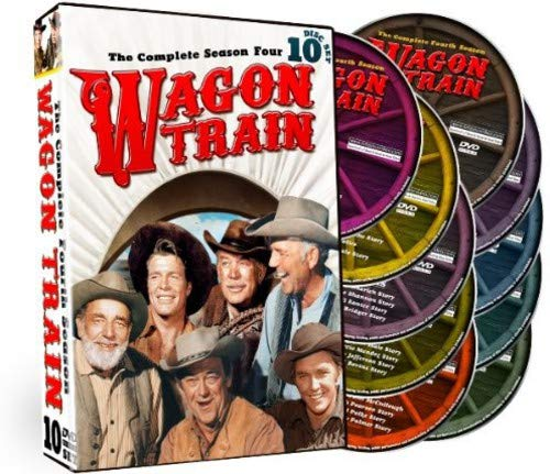 Wagon Train: Season 4 ()