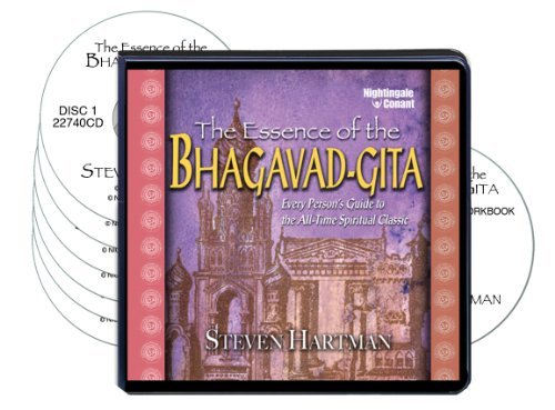 Essence of the Bhagavad-Gita (6 Compact Discs and Workbook)